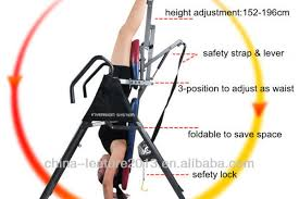 inversion table how to use inversion table goal weight