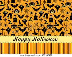 halloween vector wallpaper download free vector art stock