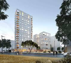 tours de logements et de bureaux euronantes