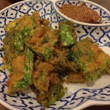cha e cuisine vegetable omelette cha om at e sarn cuisine on foodmento