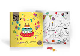 mini coloring book mon petit art coloring book u0026 stickers perfectly smitten