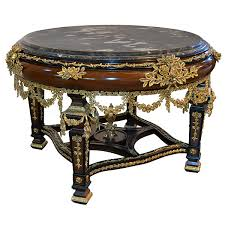 Foyer Entry Tables Egyptian Gold And Marble Foyer Entry Table Storeroom On Main
