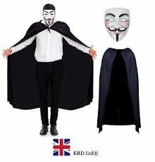 v for vendetta costume anonymous v for vendetta costume fancy dress hacker
