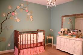 Baby Decor For Nursery Baby Nursery Decor Traditional Room Style Metal Crib Decorating