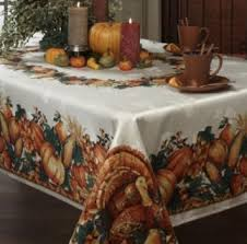 thanksgiving table decorations