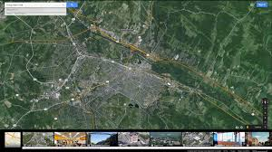 Google Map Of New York by Utica New York Map