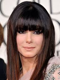 hair bangs short blunt square face the best and worst bangs for square face shapes beautyeditor