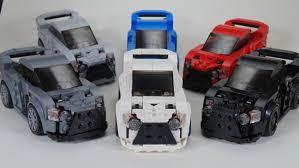 lego mitsubishi eclipse moc lego evo x speed champions style imgur