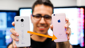 android users android user switches to the iphone 6s mistake