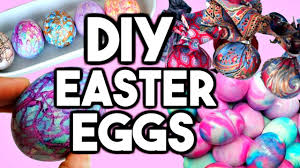 Decorating Easter Eggs With Shaving Cream by Diy Easter Egg Designs Diy Shaving Foam Eggs Diy Silk Tie Eggs