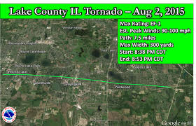 Illinois Road Conditions Map by Illinois Tornado Summary For 2015