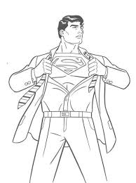 free superman coloring pictures superman coloring pages print
