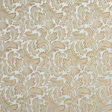Blue Damask Upholstery Fabric Blue Ivory Green And Gold Floral Leaf Damask Upholstery Fabric