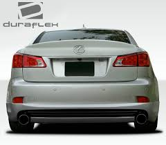 lexus is250 accessories canada 06 13 lexus is is250 is350 is250c is350c duraflex i spec rear lip
