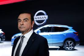 carlos ghosn bets big on sales growth wsj