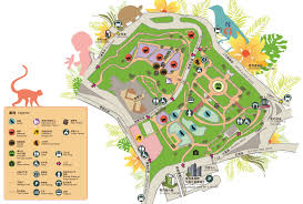 Hong Kong Zoological And Botanical Gardens Hong Kong Zoological And Botanical Gardens Garden Map