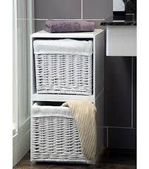 White Wicker Bathroom Storage Modular Wooden Storage Cube Ev Için Fikirler Pinterest