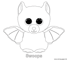 beanie boo coloring pages free download printable