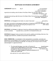 mortgage agreement template private mortgage loan contract