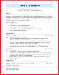 updated resume formats general resume format doc updated resume exles resume