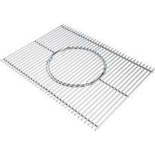 weber 7587 stainless steel cooking grate for genesis 300 series