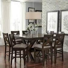 felicia 9 piece counter height dining set felicia 9 piece counter height dining set item 1119356 click to zoom