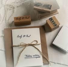 personalised stamp for wedding invites wedding invitation sample