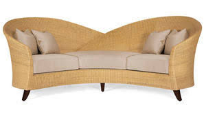 canapé en osier canapé en rotin tous les fabricants de l architecture et du design