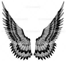 Wing Tattoos On - wings on back tattoosk