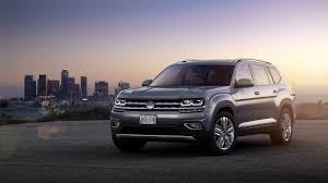volkswagen atlas 7 seater 2018 vw atlas suv priced from 30 500