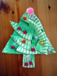 easy paper plate christmas tree craft wreaths