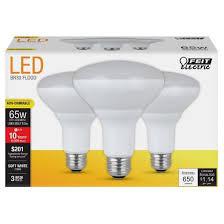65 Watt Flood Light Feit Br30 65 Watt Led Light Bulb 3 Pack 2700k Soft White Target