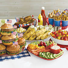 Backyard Cookout Ideas 4th Of July Safety Tips Mobile Blog