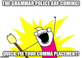 Comma Meme - x all the y meme imgflip