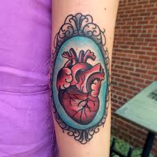 110 best anatomical heart tattoo designs u0026 meanings 2017