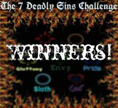 Challenge Deadly 7 Deadly Sins Challenge Winners Corpse Amino Amino