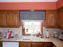 Kitchen Decor Idea Kitchen Damask Valances For Kitchen For Fancy Kitchen Decor Idea