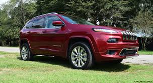 overland jeep 2016 jeep cherokee overland 4x4 v6 road test review