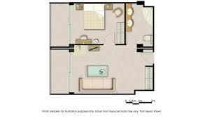 plan d une chambre d hotel hôtels de luxe en grèce halkidiki chambres d hôtels de luxe sani