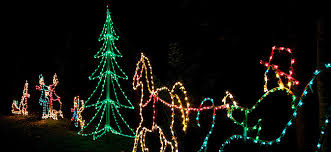 312 magical nights of lights at lake lanier islands resort
