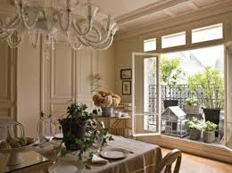 fashionable ideas french dining room modest decoration country
