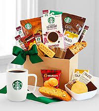 Coffee Gift Baskets Starbucks Delivery U0026 Gifts Coffee Gift Baskets From Ftd