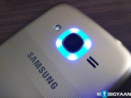 lights when phone rings how to use smart glow on galaxy j2 2016