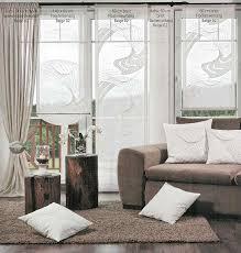flã chenvorhang design gardinen kaufen viora flã chenvorhang bergen gardinen gã nstig