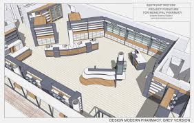 sketch up floor plan sketchup texture how to design a modern pharmacy u0026 3d sketchup