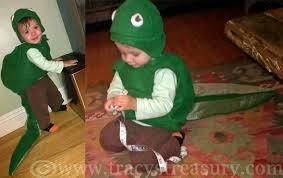 Pocoyo Halloween Costume Tracy U0027s Treasury Hoppy Halloween Frog U0026 Tadpole Costume Tutorials