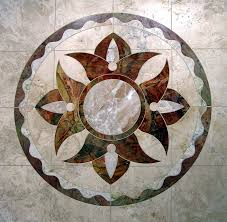 medallion floor designs