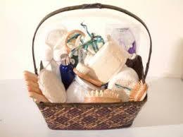 organic spa gift baskets organic lover gift basket ideas lovetoknow
