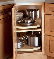 Kitchen Cabinets Storage Solutions Blind Corner Cabinet Design Pull Out System Outofhome