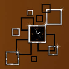 horloge pour cuisine moderne pendule de cuisine moderne horloge murale moderne en mtal design de